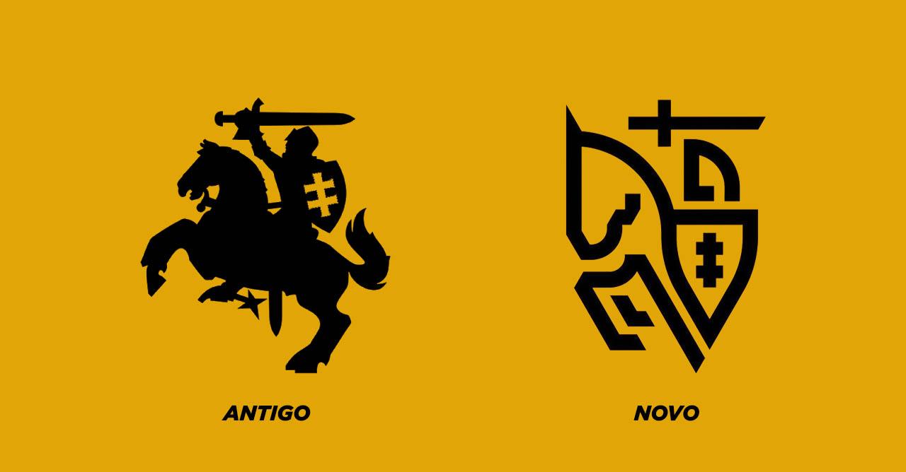 Novo escudo da Seleção da Lituânia