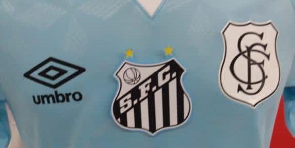 Santos deve estrear uniforme três em dezembro