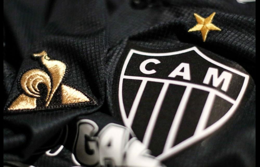 Terceira camisa 2020-2021 do Atlético-MG será grafite e cinza