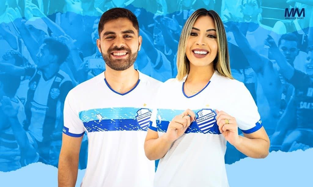 Terceira camisa do CSA 2020-2021 Azulão a
