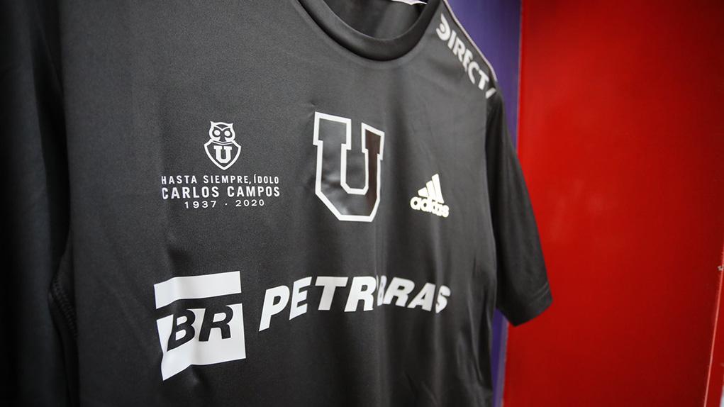 Universidad de Chile lança camisa em homenagem à El Tanque