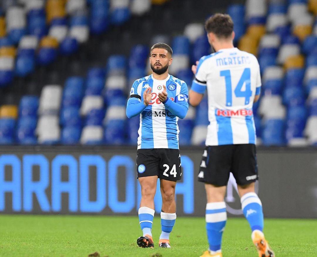 Maradona: Quarta camisa do Napoli 2020-2021 Kappa