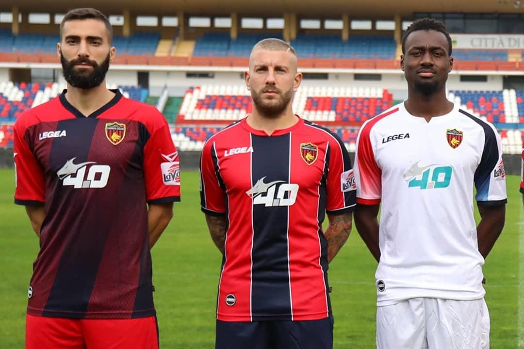 camisas do cosenza calcio 2020-2021 legea