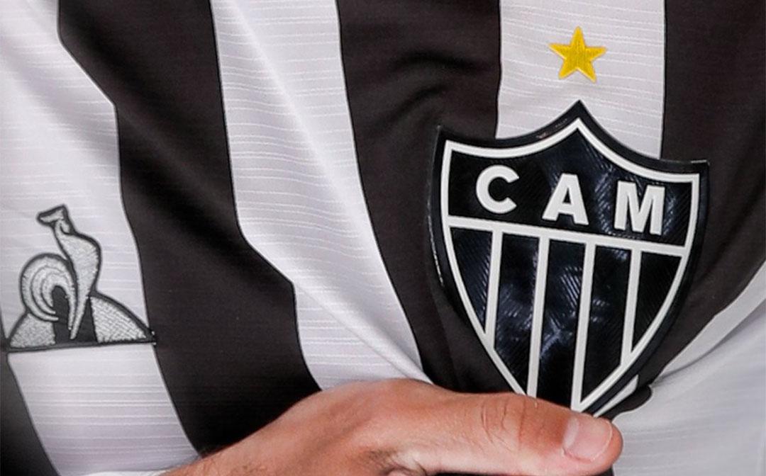 Atlético-MG renova com Le Coq Sportif para 2021