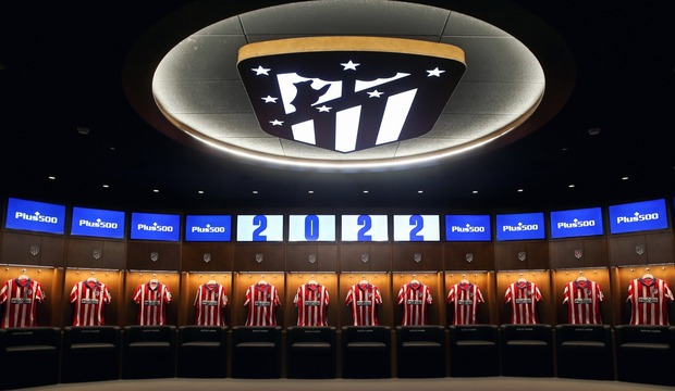 Atlético de Madrid Plus500 2022