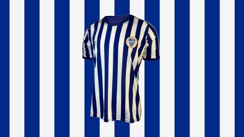 Camisa de 100 anos do Godoy Cruz Kelme