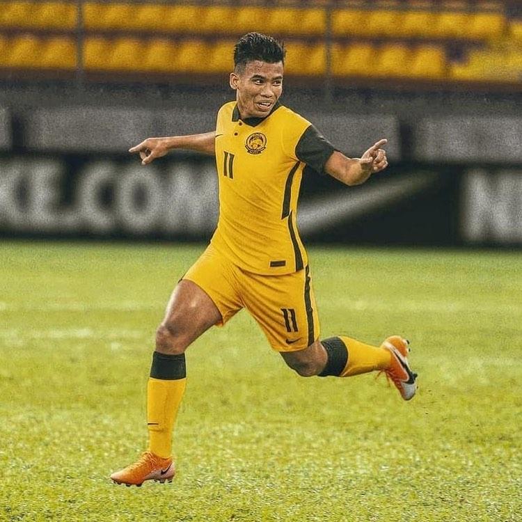 Camisas da Seleção da Malasia 2020-2021 Nike Home