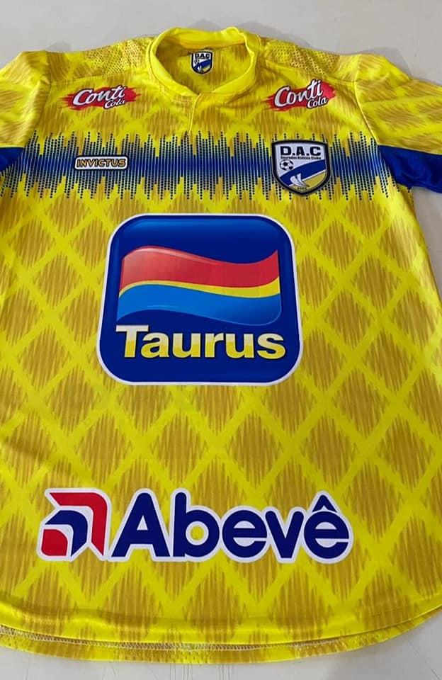 Camisas do Dourados AC 2021 Invictus 1