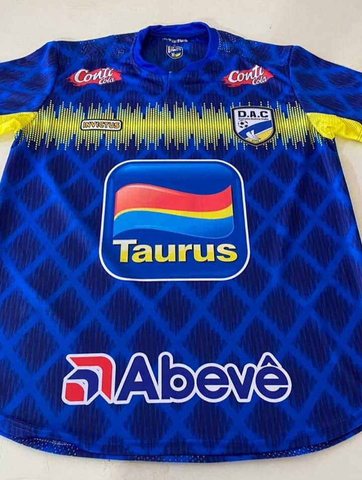 Camisas do Dourados AC 2021 Invictus 2