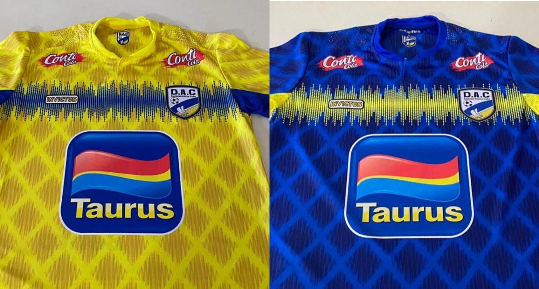 Camisas do Dourados AC 2021 Invictus a