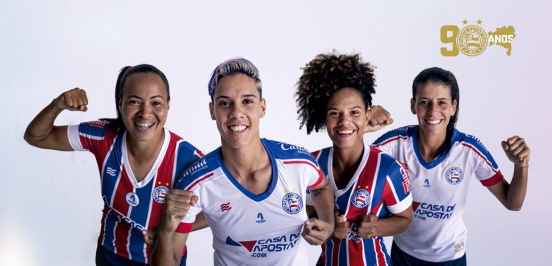 Camisas do EC Bahia 2021 Esquadrão a