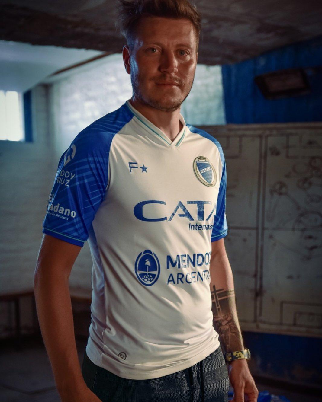 Camisas do Godoy Cruz 2021 Fiume Sport