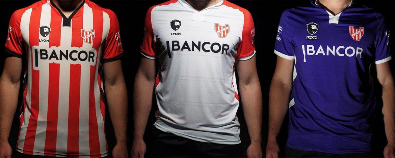 Camisas do Instituto de Córdoba 2020-2021 LYON