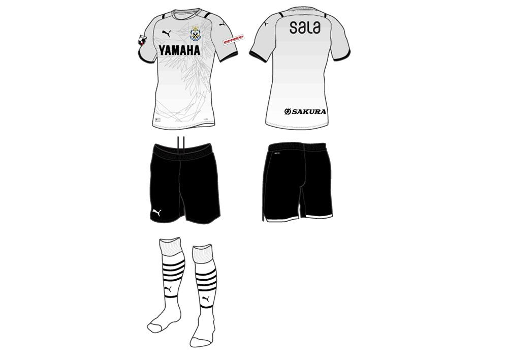 Camisas do Júbilo Iwata 2021 PUMA