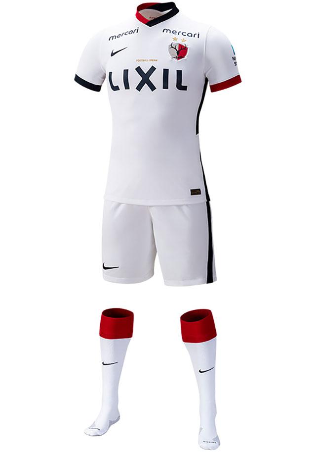 Camisas do Kashima Antlers 2021 Nike a