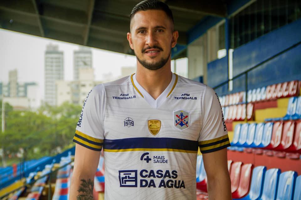 Camisas do Marcílio Dias 2021 1919 Goleiro