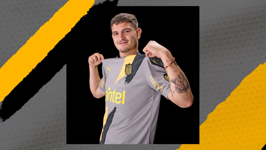 Camisas do Peñarol 2021 PUMA