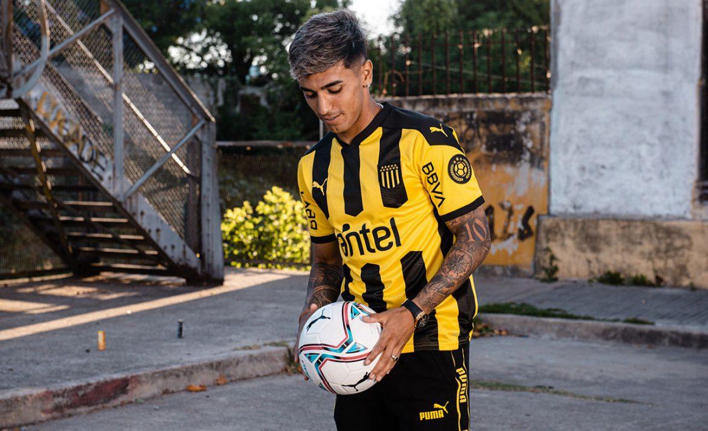 Camisas do Peñarol 2021 PUMA