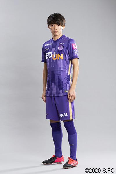 Camisas do Sanfrecce Hiroshima 2021 Nike