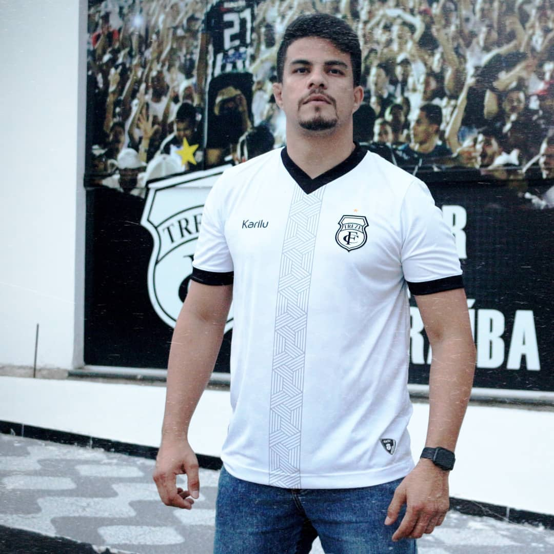 Camisas do Treze FC 2021 Karilu