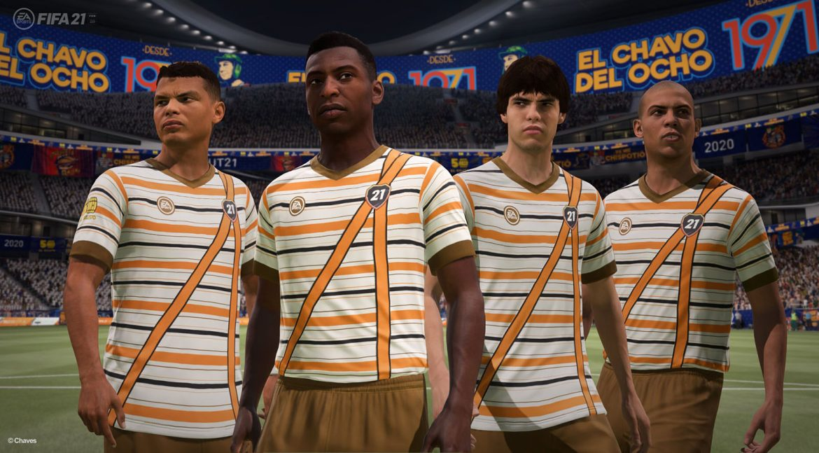 Chaves FIFA 21 Ultimate Team