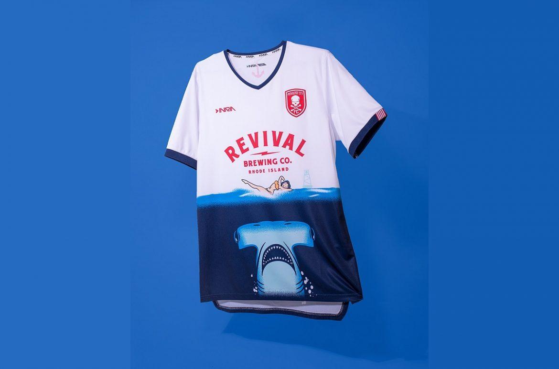 HAMR Kit Camisa especial do Providence City 2020-2021 Inaria