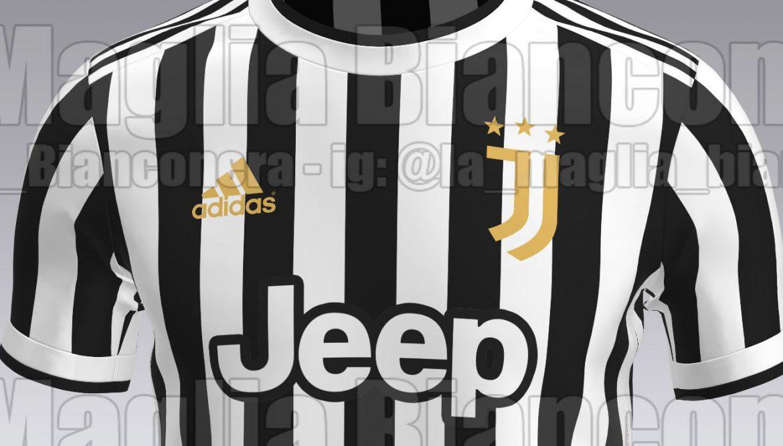 Informações sobre as camisas da Juventus 2021-2022 Adidas La Maglia Bianconera a