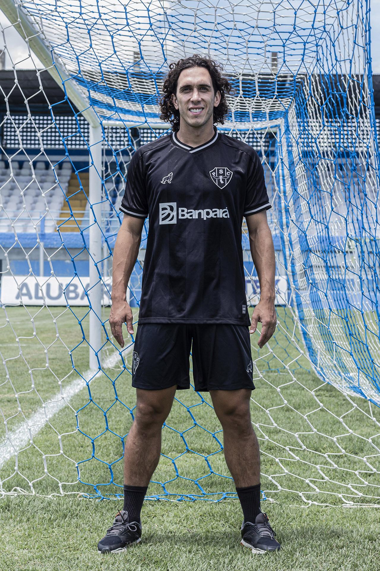 Negra 1914: Terceira camisa do Paysandu 2020-2021 Lobo