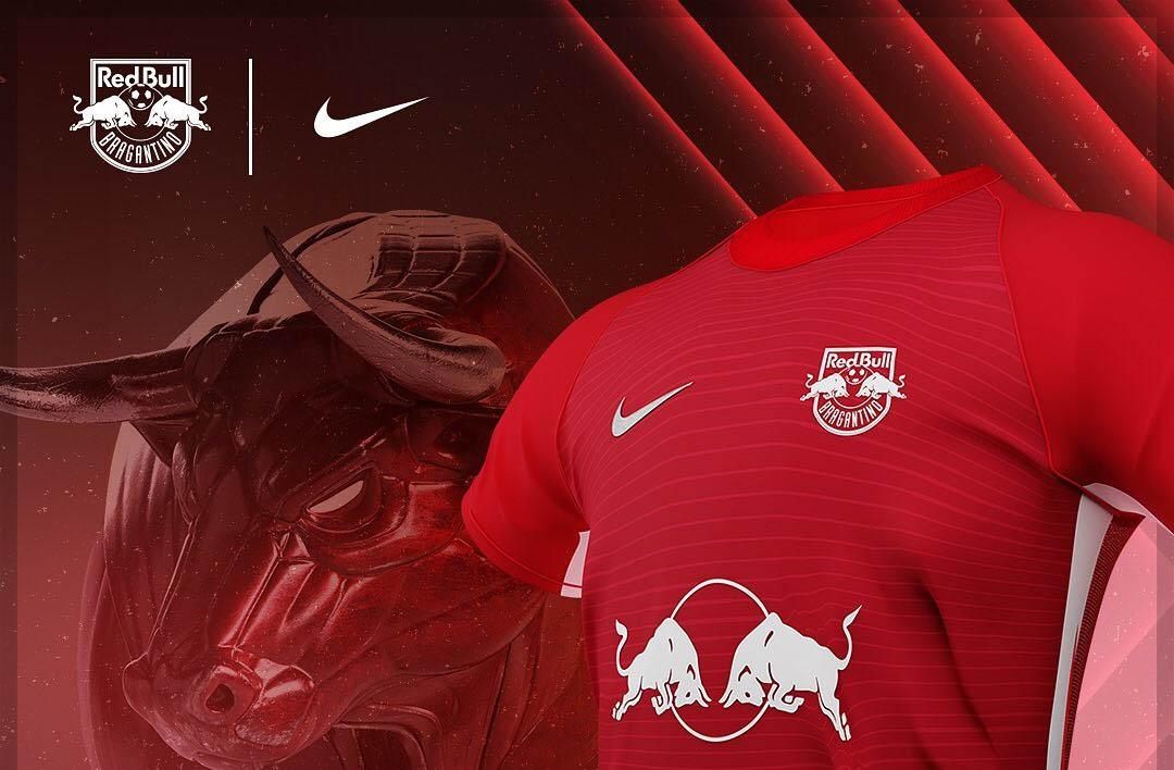 Quarta camisa do Red Bull Bragantino 2020-2021 Nike a