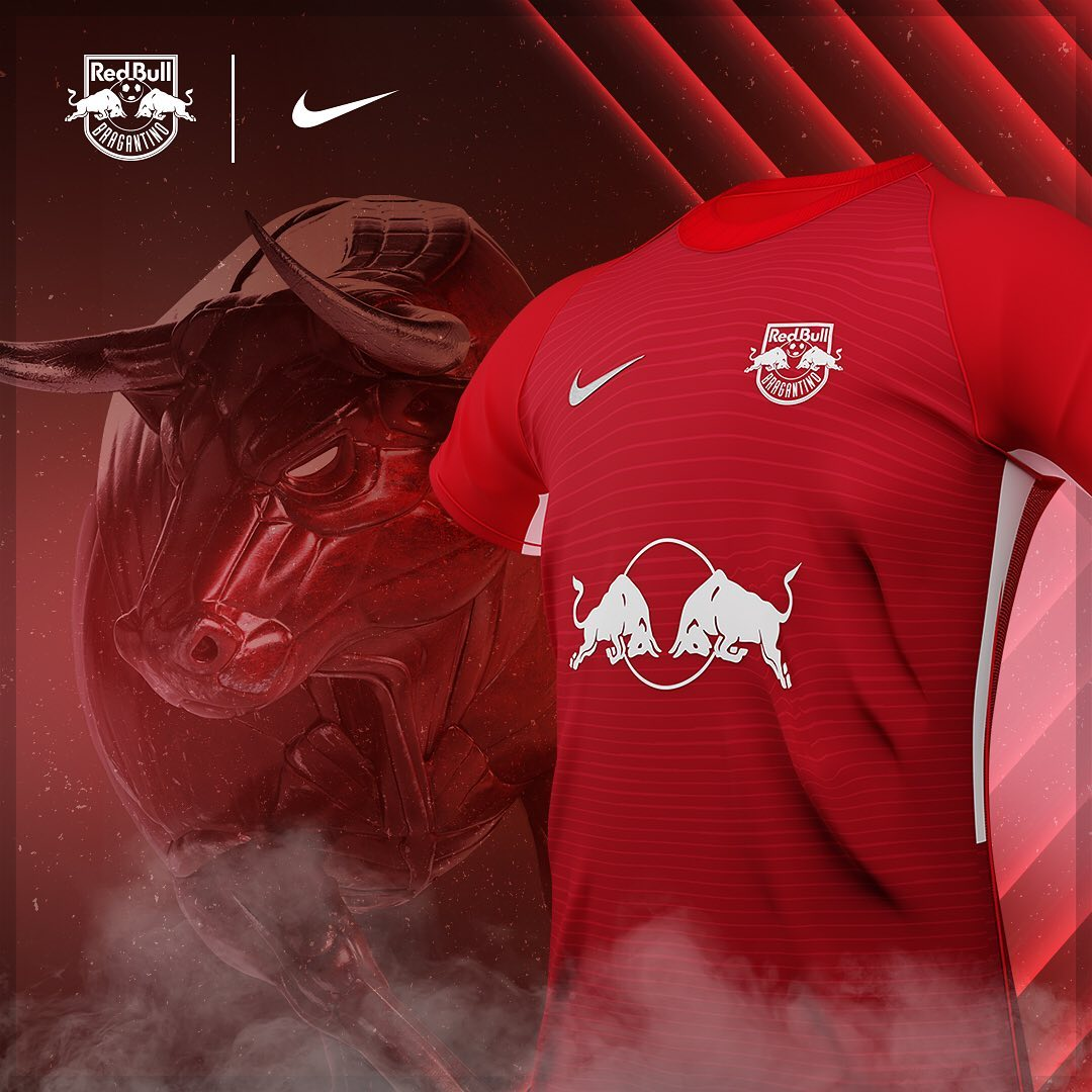 Quarta camisa do Red Bull Bragantino 2020-2021 Nike