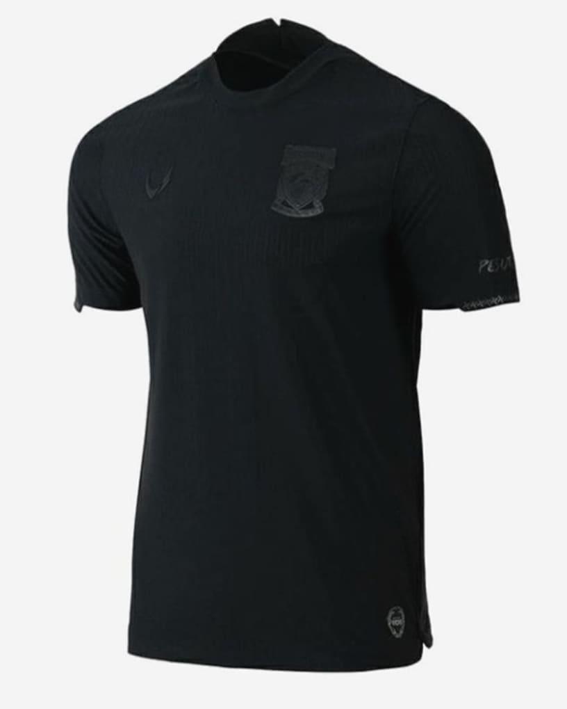 Terceira camisa do Borneo FC 2020-2021 Riors