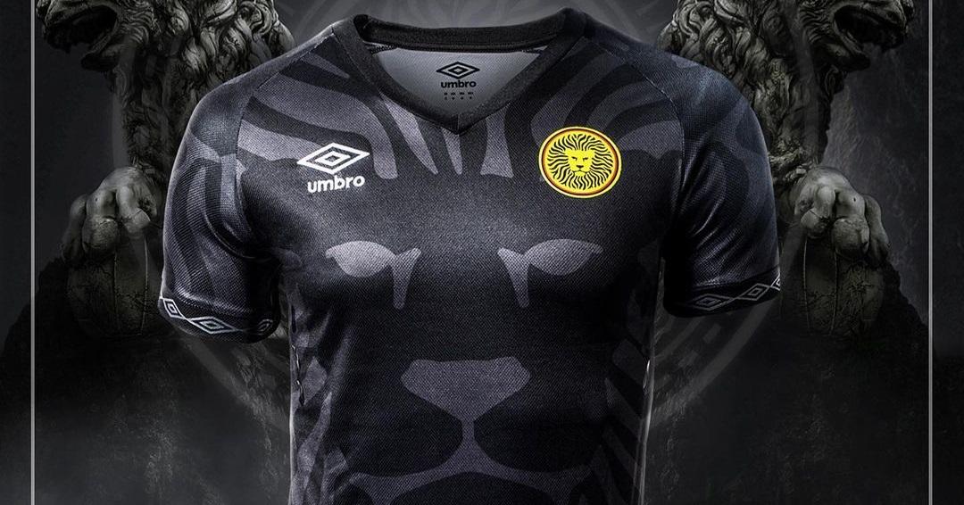 Terceira camisa do Leones Negros 2020-2021 Umbro