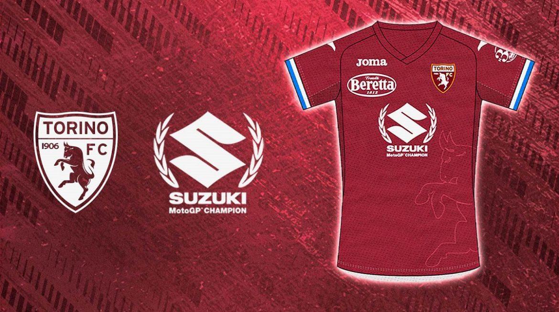 Torino veste camisa especial para homenagear Suzuki