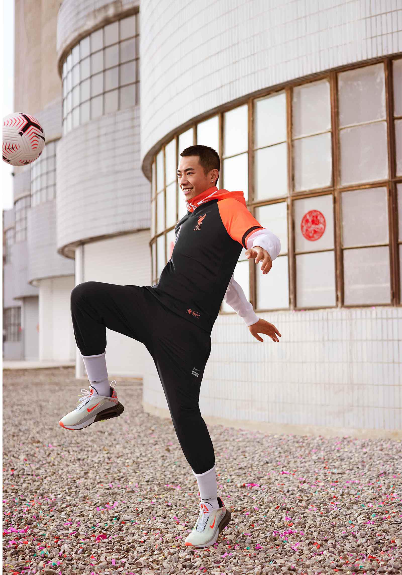 Camisa Ano Novo Chinês do Liverpool 2021 Nike