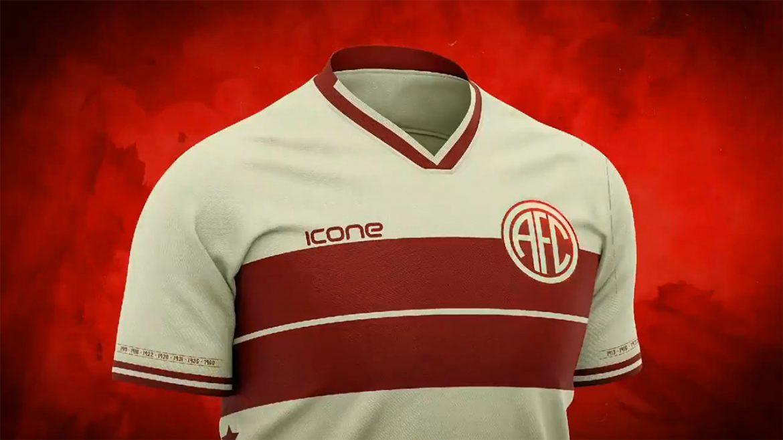 Camisa Segunda Pele do América-RJ 2021 Ícone Sports