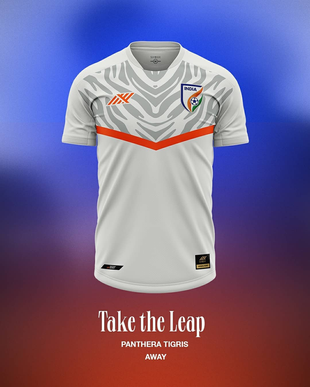 Camisas da Índia 2021 Six5Six Away