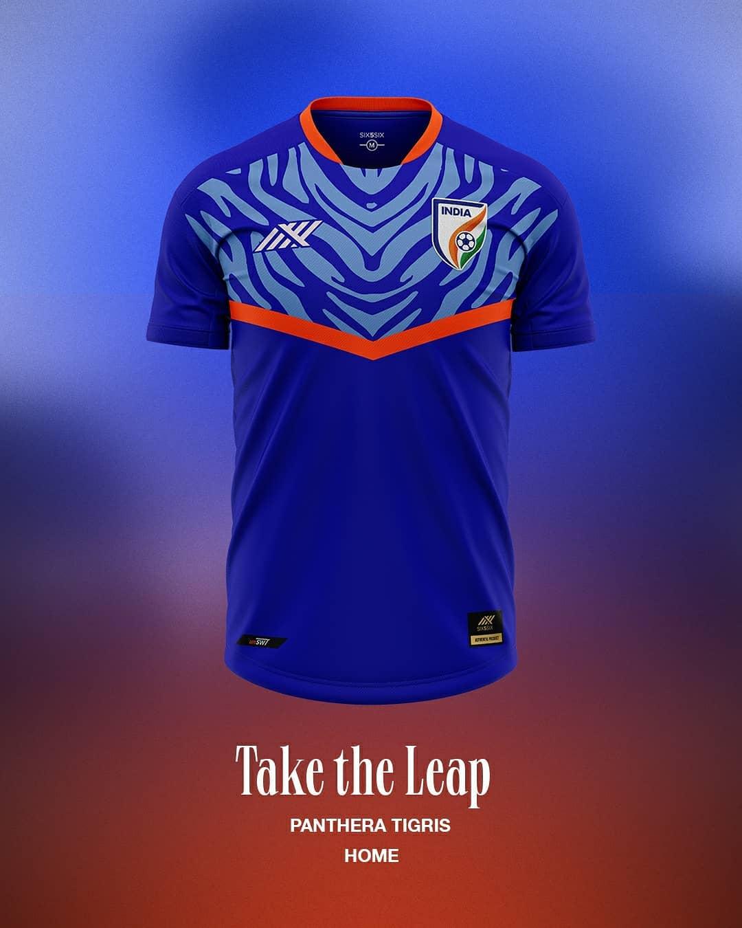 Camisas da Índia 2021 Six5Six Home