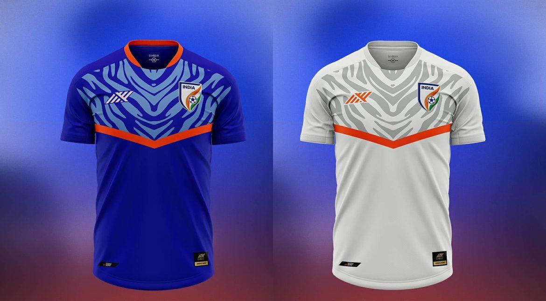 Camisas da Índia 2021 Six5Six a