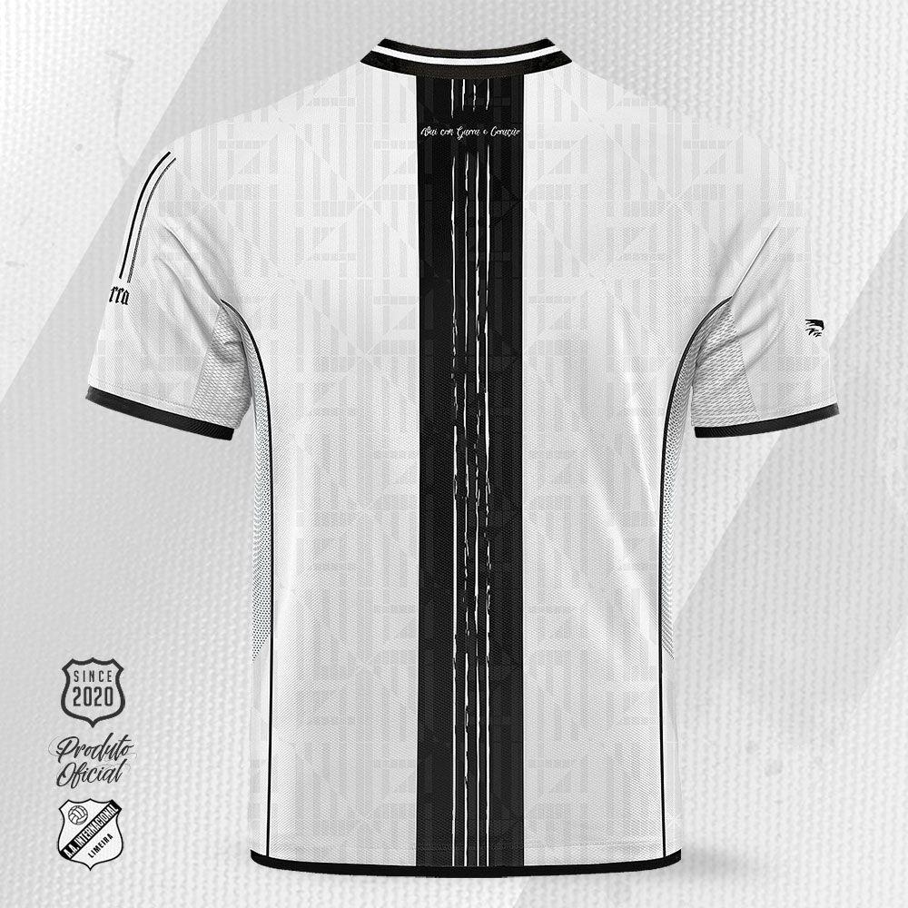 Camisas da Inter de Limeira 2020-2021 Garra