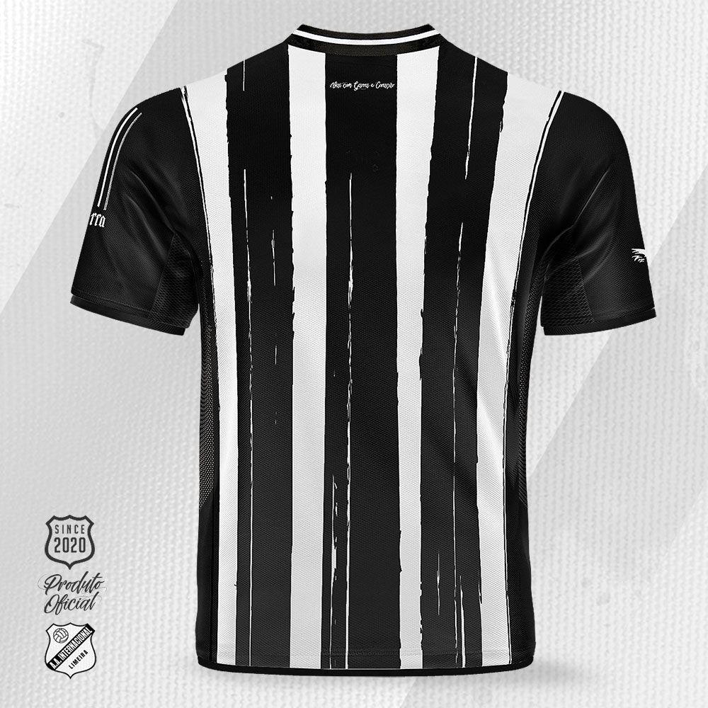 Camisas da Inter de Limeira 2020-2021 Garra Reserva