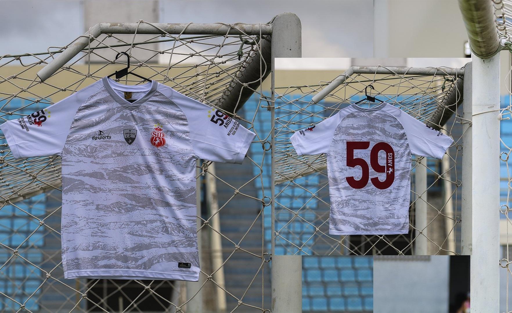 Camisas de 59 anos do Imperatriz 2021 DGSports