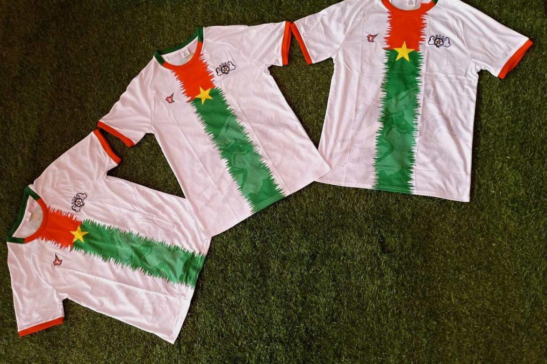 Camisas de Burkina Faso 2021 Tovio (2)