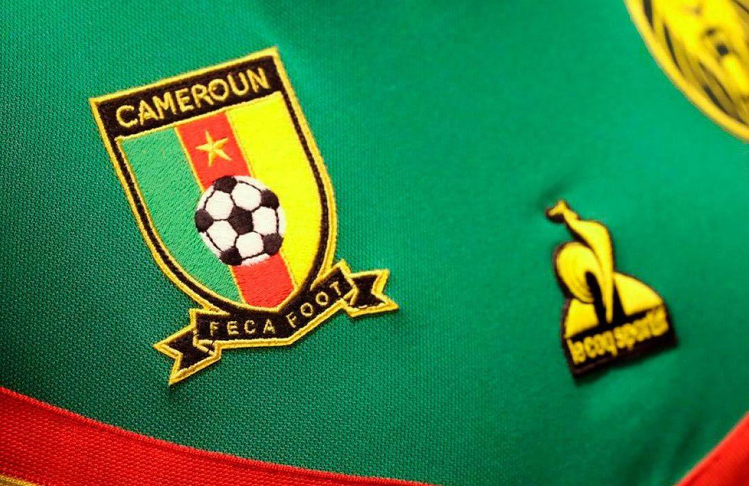 Camisas de Camarões 2021 Le Coq Sportif a