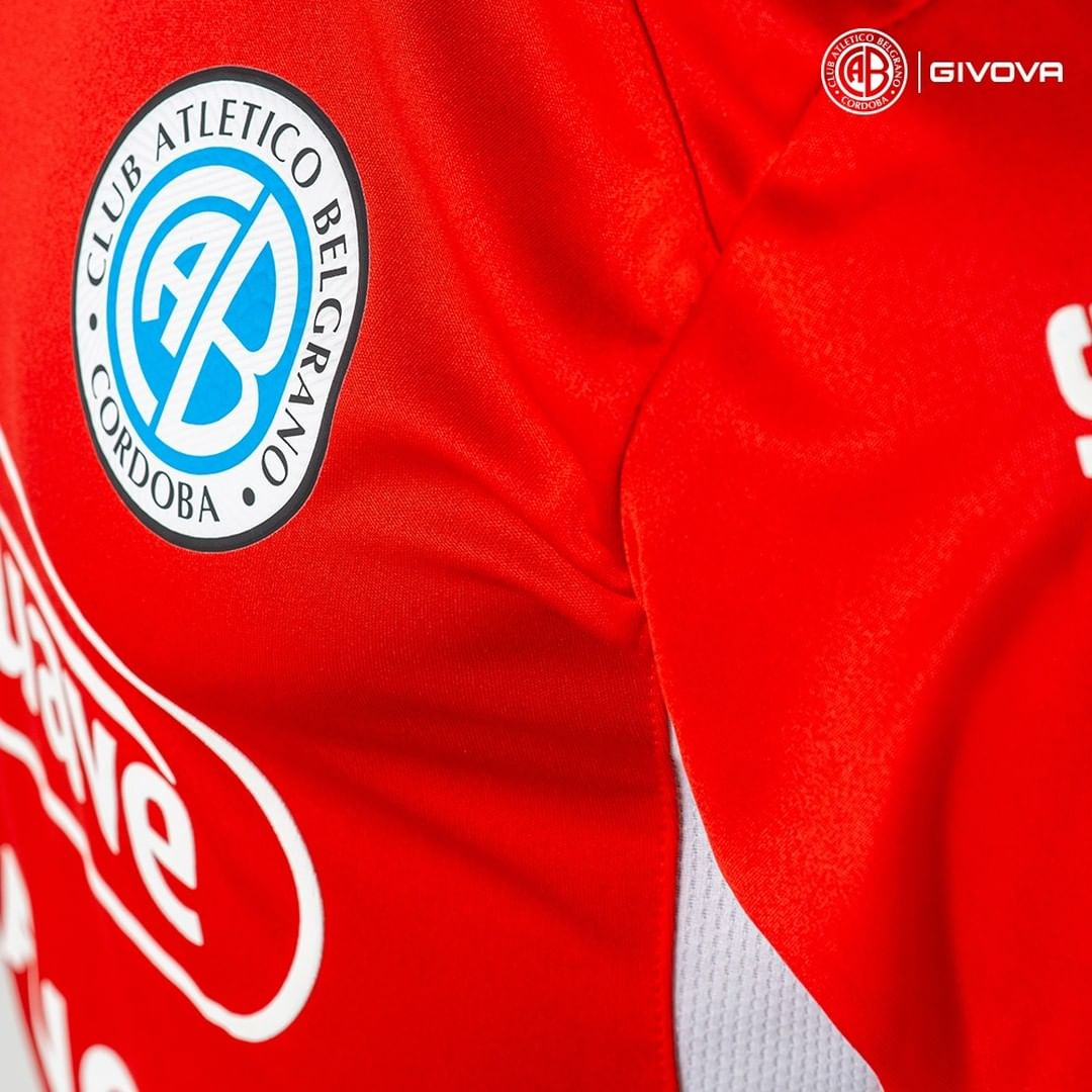 Camisas do CA Belgrano 2021 Givova Reserva