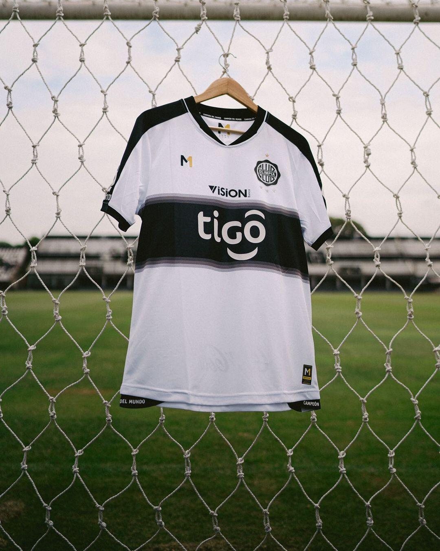 Camisas do Club Olimpia 2021 Meta Sports