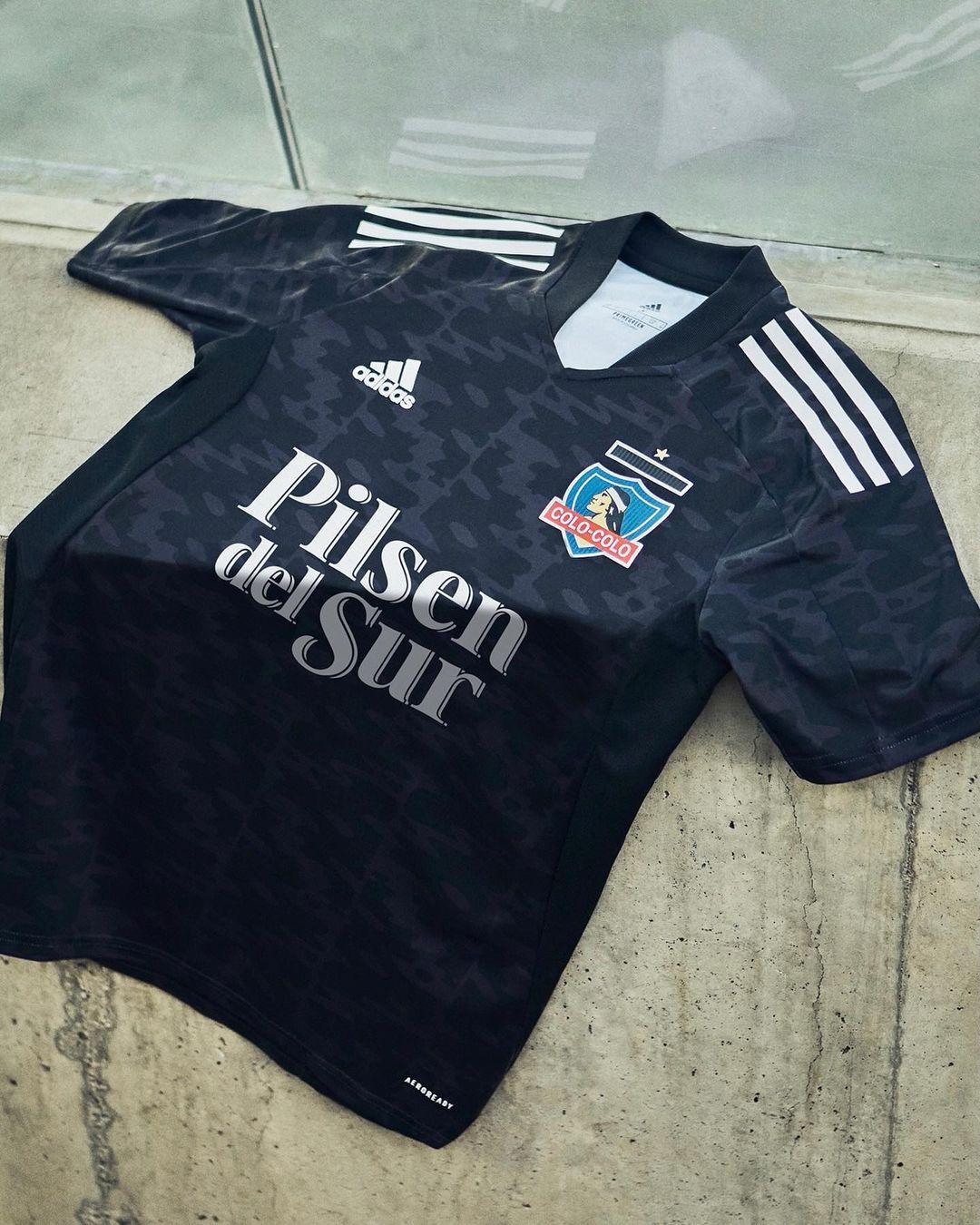 Camisas do Colo-Colo 2021 Adidas