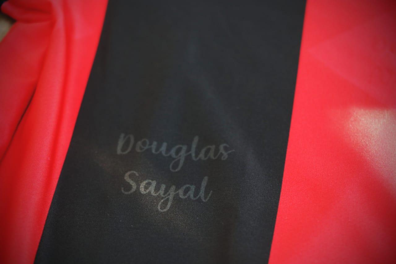 Camisas do Douglas Haig 2021 Coach Home