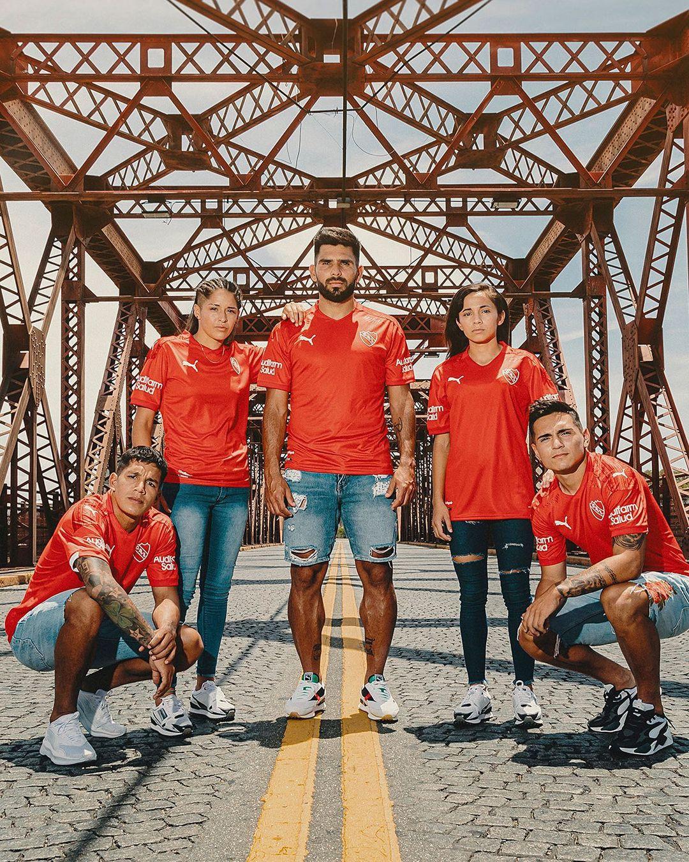 Camisas do Independiente 2021 PUMA