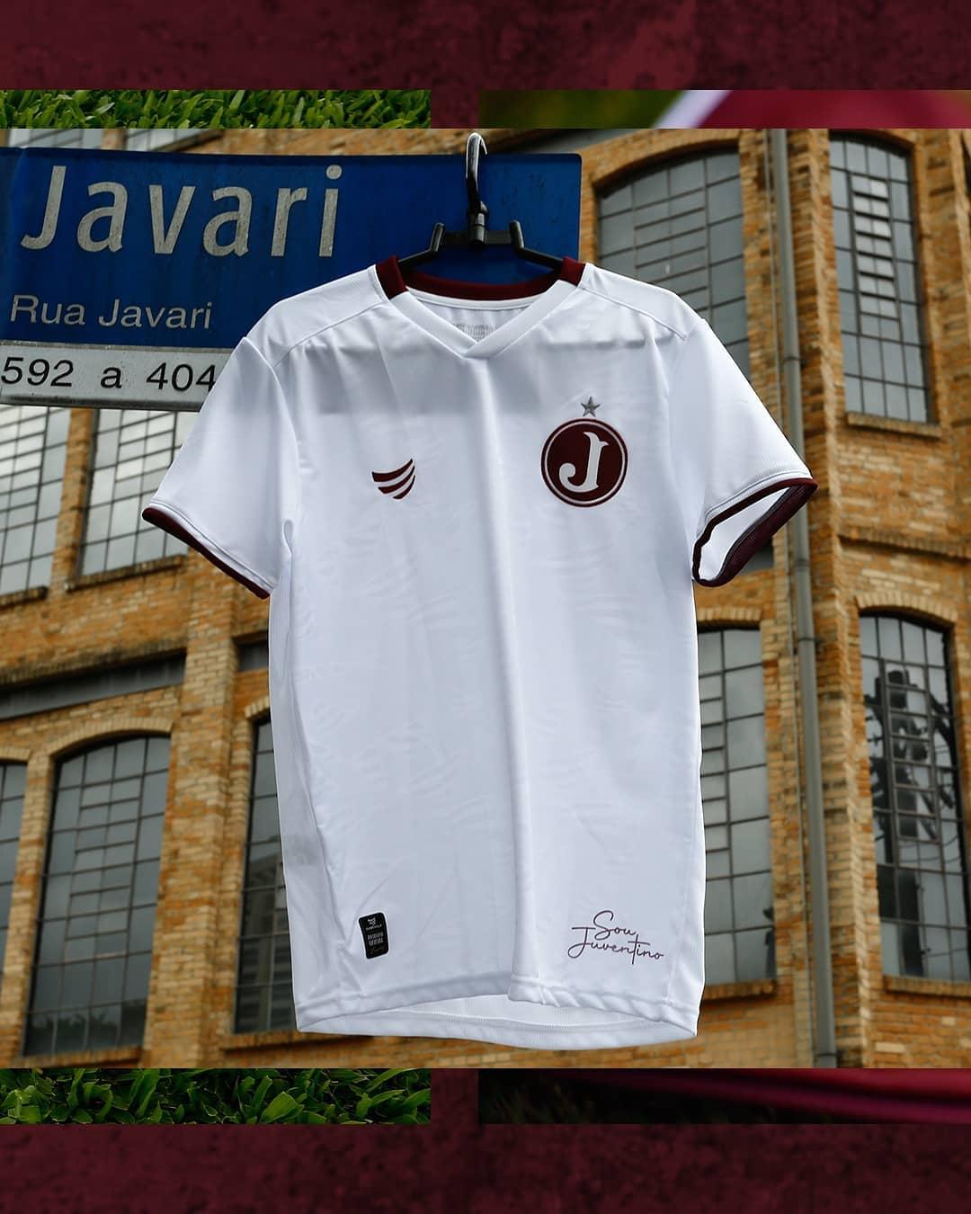 Camisas do Juventus da Mooca 2021 Super Bolla Reserva
