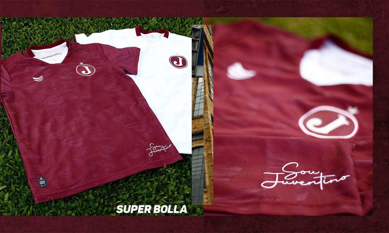 Camisas do Juventus da Mooca 2021 Super Bolla a